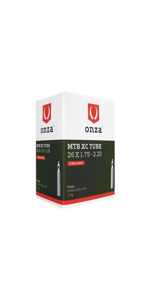 Onza MTB sisäkumi 0.8mm, 26 x 1.00 - 1.25 , musta